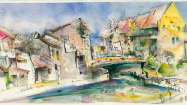 Melaka River 14